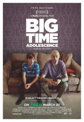 Big Time Adolescence โจ๋แสบ พี่สอนมา (2019)
