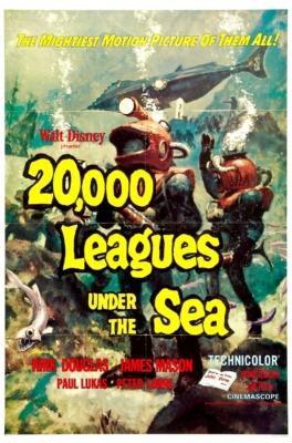 20,000 Leagues Under the Sea ใต้ทะเล 20,000 โยชน์ (1954) ซับไทย