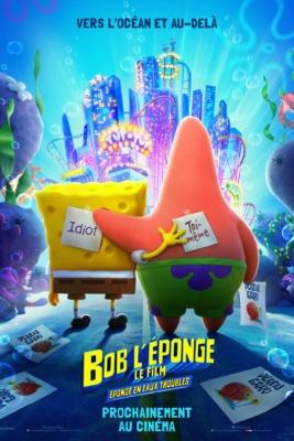 The SpongeBob Movie: Sponge on the Run สพันจ์บ็อบ ผจญภัยช่วยเพื่อนแท้ (2020)