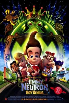 Jimmy Neutron: Boy Genius จิมมี่ นิวตรอน: เด็ก อัจฉริยภาพ (2001)