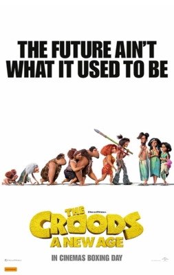 The Croods A New Age เดอะ ครู้ดส์ ตะลุยโลกใบใหม่ (2020)