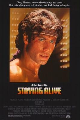 Staying Alive ดิ้นเพื่อชีวิต (1983) ซับไทย