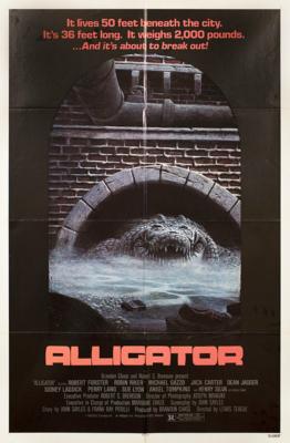 Alligator โคตรไอ้เคี่ยม (1980)