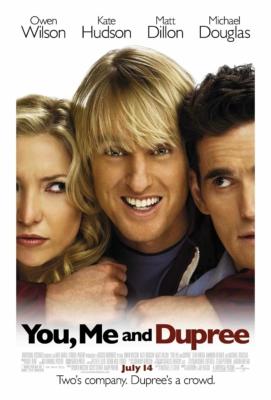 You, Me and Dupree ฉัน, เธอและเกลอแสบนายดูพรี (2006)