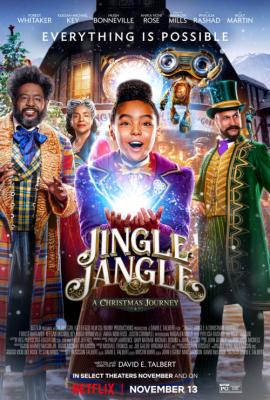 Jingle Jangle A Christmas Journey จิงเกิ้ล แจงเกิ้ล คริสต์มาสมหัศจรรย์ (2020)