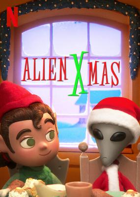 Alien Xmas คริสต์มาสฉบับต่างดาว (2020)