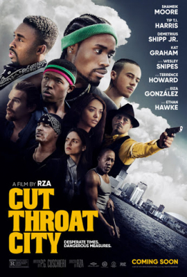 Cut Throat City คัตคอร์ซิตี้ (2020)
