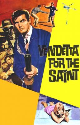 Vendetta for the Saint เดอะเซนต์ ยอดคนมหากาฬ (1969)