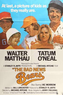 The Bad News Bears (1976) The Bad News Bears (1976)