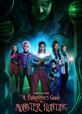 A Babysitter's Guide to Monster Hunting คู่มือล่าปีศาจฉบับพี่เลี้ยง (2020)