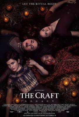 The Craft Legacy วัยร้าย ร่ายเวทย์ (2020) ซับไทย