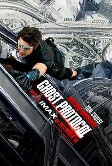 Mission Impossible 4: Ghost Protocol มิชชั่น: อิมพอสซิเบิ้ล ภาค 4 ปฏิบัติการไร้เงา (2011)