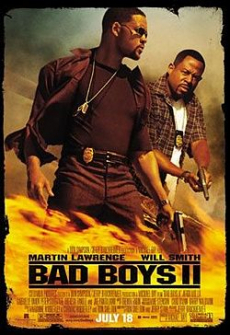 Bad Boys II แบดบอยส์ คู่หูขวางนรก ภาค 2 (2003)
