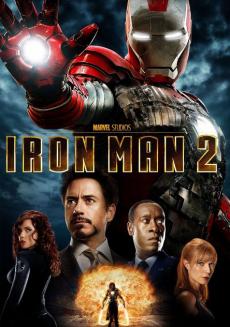 Iron Man 2 มหาประลัยคนเกราะเหล็ก ภาค 2 (2010)
