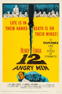 12 Angry Men 12 คนพิพากษา (1957) ซับไทย