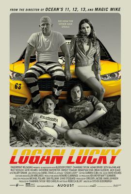 Logan Lucky แผนปล้นลัคกี้ โชคดีนะโลแกน (2017)
