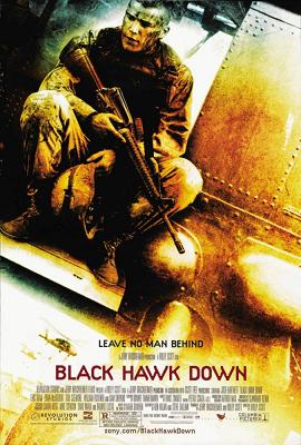 BLACK HAWK DOWN ยุทธการฝ่ารหัสทมิฬ (2001)