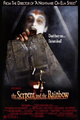 The Serpent and the Rainbow อาถรรพ์ ผงกระตุกวิญญาณ (1988)