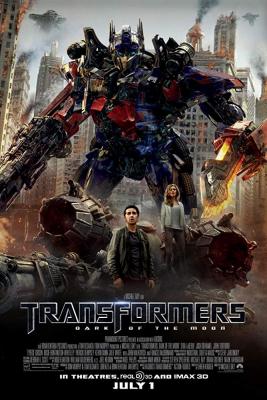 Transformers3: Dark of The Moon ทรานส์ฟอร์เมอร์ส ดาร์ค ออฟ เดอะ มูน ภาค3 (2011)
