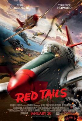 Red Tails สงครามกลางเวหาของเสืออากาศผิวสี (2012)