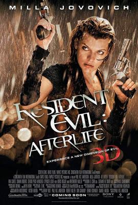 Resident Evil ผีชีวะ สงครามแตกพันธุ์ไวรัส ภาค4 (2010)