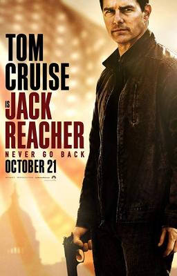 Jack Reacher: Never Go Back ยอดคนสืบระห่ำ (2016)