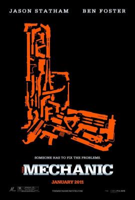 The Mechanic1 โคตรเพชฌฆาตแค้นมหากาฬ ภาค1 (2011)