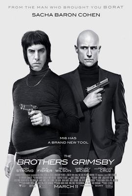 The Brothers Grimsby พี่น้องสายลับ (2016)