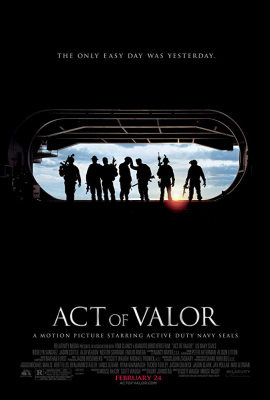 Act of Valor หน่วยพิฆาต ระห่ำกู้โลก (2012)