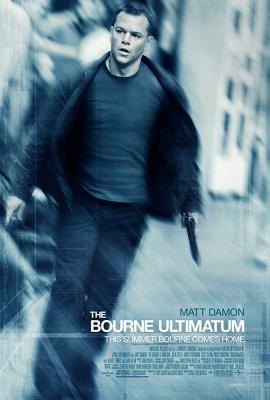 The Bourne 3 ปิดเกมส์ล่าจารชนยอดคนอันตราย ภาค3 (2007)