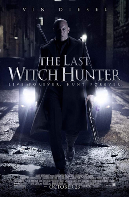The Last Witch Hunter เพชฌฆาตแม่มด (2015)