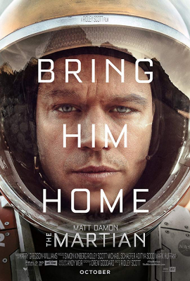The Martian เดอะ มาร์เชี่ยน กู้ตาย 140 ล้านไมล์ (2015)