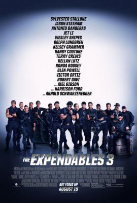 The Expendables3 โคตรมหากาฬ ทีมเอ็กซ์เพนเดเบิ้ล ภาค3 (2014)The Expendables3 โคตรมหากาฬ ทีมเอ็กซ์เพนเดเบิ้ล ภาค3 (2014)