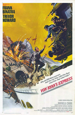 Von Ryans Express ด่วนนรกเชลยศึก (1965)
