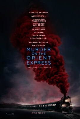 Murder on the Orient Express ฆาตกรรมบนรถด่วนโอเรียนท์เอกซ์เพรส (2017)