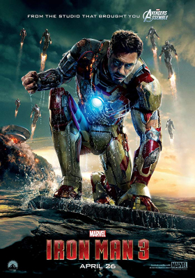 Iron Man3 มหาประลัยคนเกราะเหล็ก ภาค3 (2013)
