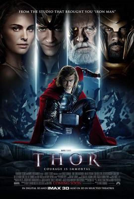 Thor1 ธอร์ เทพเจ้าสายฟ้า ภาค1 (2011)