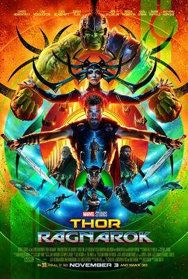 Thor:Ragnarok ศึกอวสานเทพเจ้า (2017)
