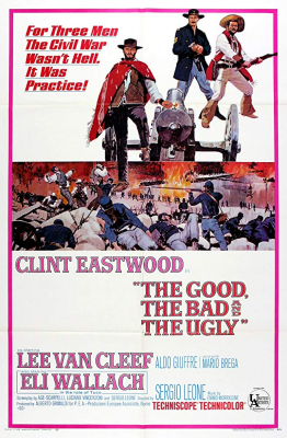 THE GOOD, THE BAD AND THE UGLY มือปืนเพชรตัดเพชร (1966)