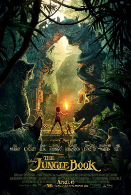 The Jungle Book เมาคลีลูกหมาป่า (2016)