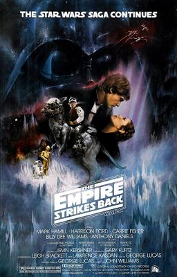 Star Wars: Episode V – The Empire Strikes Back สตาร์ วอร์ส เอพพิโซด 5: จักรวรรดิเอมไพร์โต้กลับ (1980)