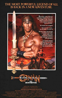 Conan the Destroyer โคแนน ตอนถล่มวิหารเทพเจ้า (1984)