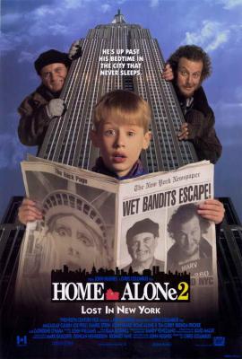 Home Alone 2: Lost in New York โดดเดี่ยวผู้น่ารัก 2 ตอน หลงในนิวยอร์ค (1992)