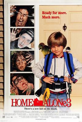 Home Alone 3 โดดเดี่ยวผู้น่ารัก 3 (1997)