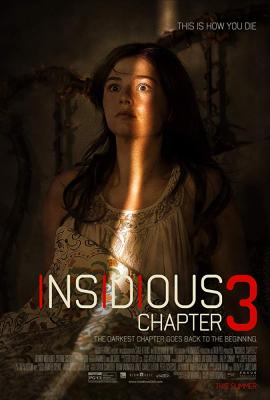 Insidious Chapter3 วิญญาณตามติด ภาค3 (2015)