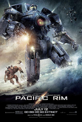 Pacific Rim1 สงครามอสูรเหล็ก ภาค1 (2013)
