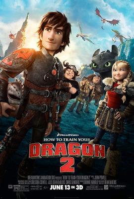 How to Train Your Dragon2 อภินิหารไวกิ้งพิชิตมังกร ภาค2 (2014)