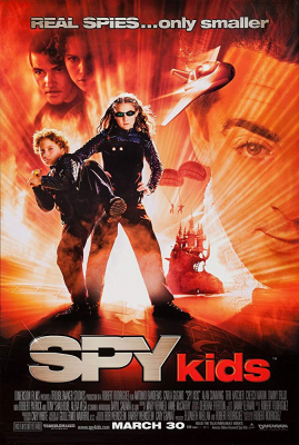 Spy Kids พยัคฆ์จิ๋วไฮเทคผ่าโลก (2001)