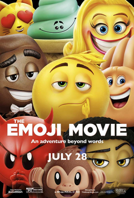 The Emoji Movie อิโมจิ แอ๊พติสต์ตะลุยโลก (2017)