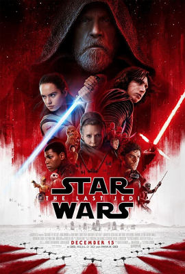 Star Wars Episode VIII – The Last Jedi สตาร์ วอร์ส ปัจฉิมบทแห่งเจได (2017)